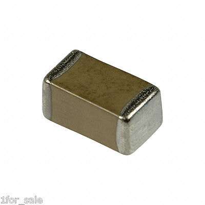 100nf 104k 1608 0603 Smd Capacitor Ceramic X7r 25v 0.1uf 10 Murata 50 Pieces