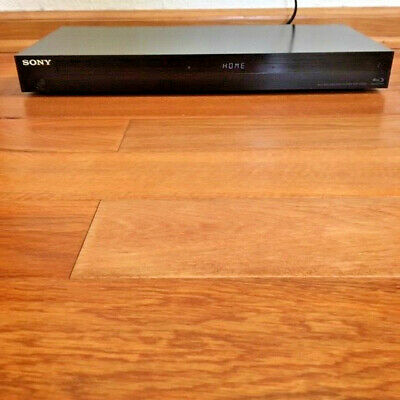 Sony BDP-S7200 4K 3D Blu-Ray DVD Player Wireless Dolby Sound - VGUC