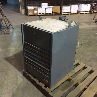 Dayton 4e459a Gas Unit Heater Unused Surplus