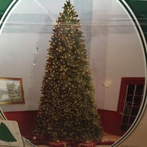 12 Foot high Xmas Tree - New condition