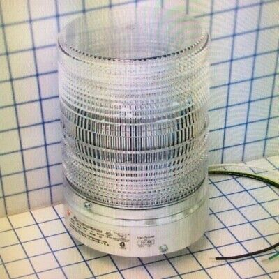 Federal Signal Clear Strobe Light 131st-120c - New In Box