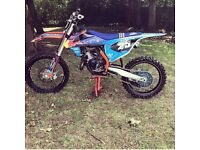 Ktm150sx 2016 Like New