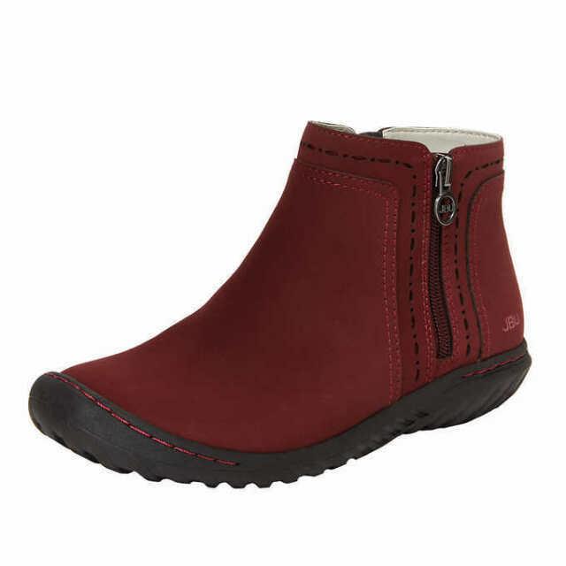jbu by juno ankle boots women s