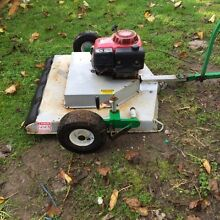 Quad Slasher / Cutter / Mower Torbay Albany Area Preview