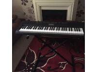 Casio electric keyboard 😀