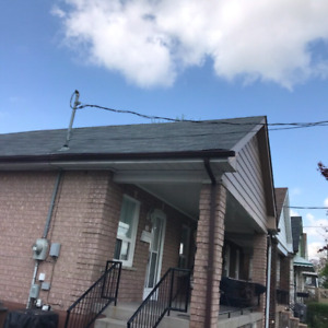 RE-ROOFING, REPAIRS, FLAT ROOFING.