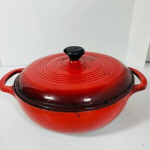 LODGE - cast iron - casserole