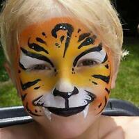 Face painting, maquilleuse Artistique