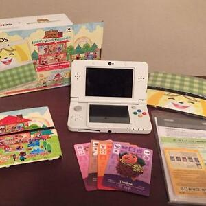 New 3DS Animal Crossing Happy Home Designer Bundle
