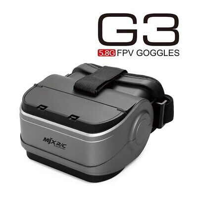 MJX G3 5.8G FPV Goggles for MJX Bugs 6 Bugs 8 B6 B8 Brushless Racing Drone T7S0
