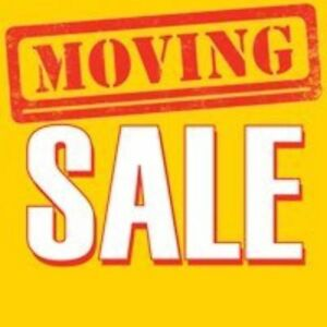 Online Moving Sale - Everything Must Go! We want to sell tonight