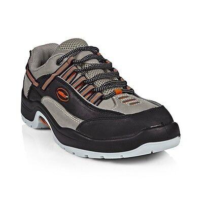 Team 2 Schuhe (ruNNex Arbeitsschuhe teamStar 5202 Sicherheitsschuhe -S2- Gr: 40-48)