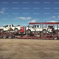 Dependable Auto Transport to and from Montreal Quebec