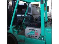 Mitsubishi Forklift(Gas)