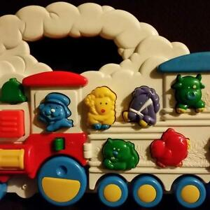 INFANT TOY TRAIN