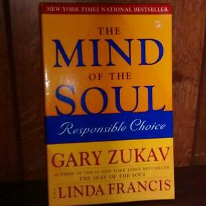 Gary Zukav - The Mind of the Soul: Responsible Choice West Island Greater Montréal image 1