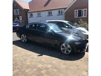 BMW 3 series 325i coupe black