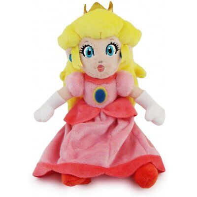 Sanei Super Mario Series 9 inch Princess Peach Plush Toy Plush Doll Stuffed