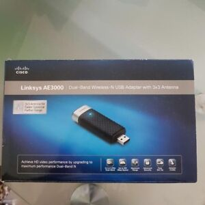 Linksys AE3000 Wireless Adapter