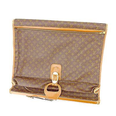 Auth Louis Vuitton Garment Bag Monogram unisexused J18387