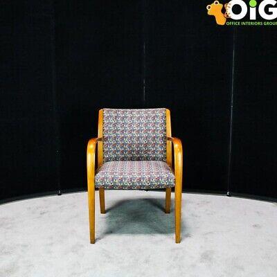 Dark Maple Guest Chair