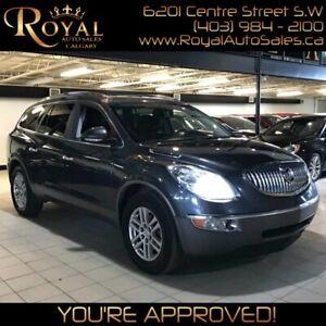 2012 Buick Enclave CX w/ BACK UP CAM, BACK UP SENSORS