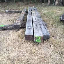 Recycled Hardwood - Bridge and Railway Girders and Sleepers East Kurrajong Hawkesbury Area Preview