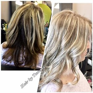 Beautiful healthy hair by Tammy