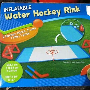 Water Hockey Rink