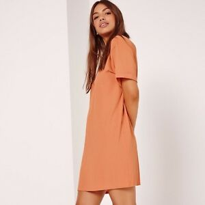 Missguided T-Shirt Dress (women's size 0) Kitchener / Waterloo Kitchener Area image 1