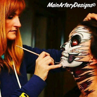 Professional Face paint and Makeup artist!!!!Great rates!!!