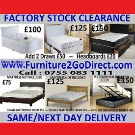 Sale Quality Bed and Mattress