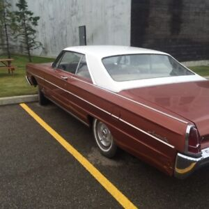 1966 METEOR MONTCALM W/390 / 3 SPEED AUTO 2 DOOR