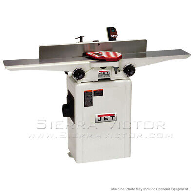 Jet Jj-6hhdx Deluxe Jointer With Helical Head 708466dxk