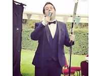 Michael Buble Tribute - Bubbles in Concert - Jamie Walker Swing Singer Glasgow Entertainer Sinatra