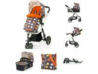 Cosatto Giggle travel system fable