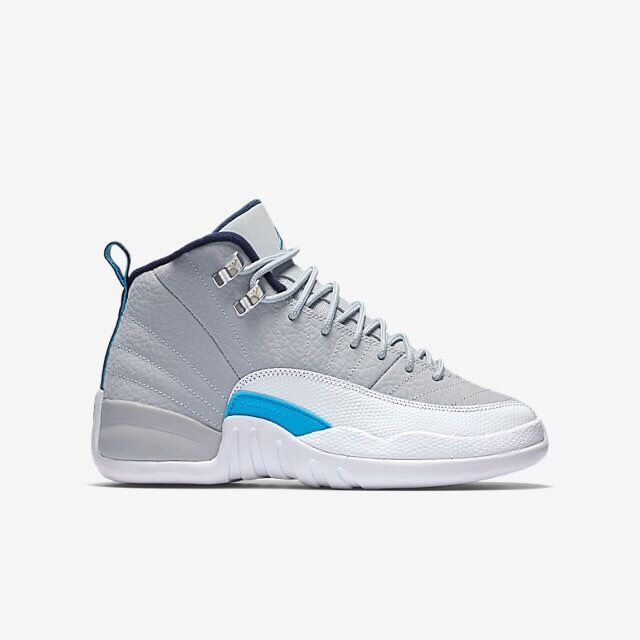 online store 712e3 5ae39 ... black 32d04 4216a  cheap nike air jordan xii 12 retro wolf grey uk 6  eur 40 25cm in b047e