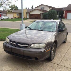 2001 Chevrolet Cruze Sedan