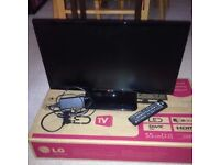 "TV LG 22MT44 22"" in excellent condition"