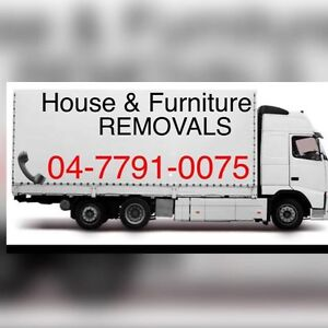 HOUSE AND FURNITURE REMOVALS FROM $40 Canterbury Canterbury Area Preview