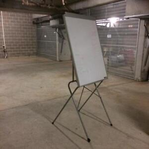 Whiteboard, standing on legs , Mosman Mosman Area Preview
