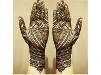 Professional Henna Mehndi Artist BRIDAL & PARTY