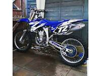 Yzf 250 2009 immaculate