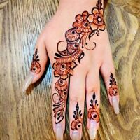 Henna/Mehndi Services for Eid in Mississauga