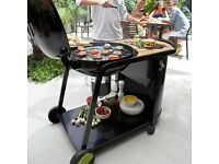 Kinley Charcoal BBQ + Outdoor Cover