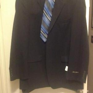 BELLISSIMO SUIT JACKET AND TIE