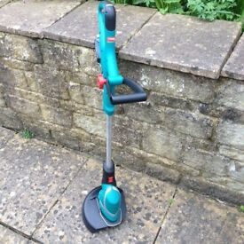 9mth old Bosch Grass Cordless Trimmer
