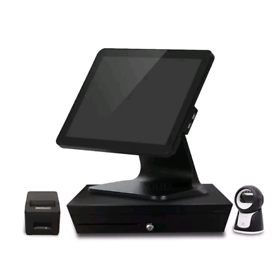 ALL IN ONE EPOS TILL SYSTEM FOR RETAIL, TAKEAWAY, RESTAURANT, CAFE