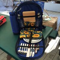Picnic Backpack for Couples Picnic