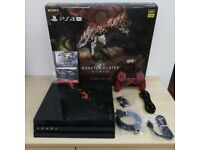 Monster hunter world ps4 console